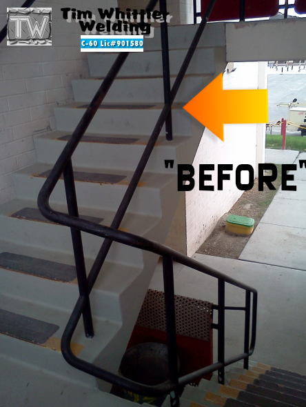 commercial-handrails-before