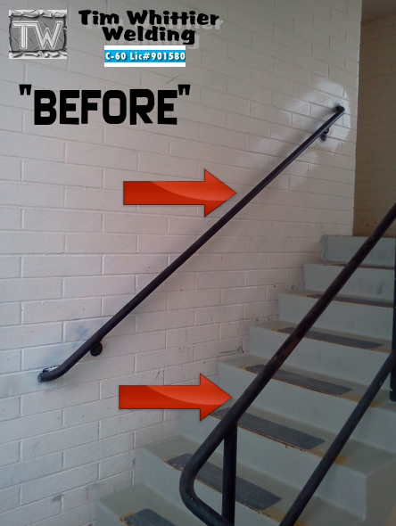 affordable-custom-handrails-before